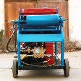 Gy-50/180 Gasolina Motor Limpiador de tuberías de alcantarillado Limpiador de alta presión de la máquina