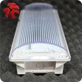 LED 비상사태 방수벽 빛에 의하여 유지되는 플라스틱 주거 또는 비상사태 3hours 빛