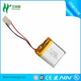 batería 603030 500mAh de 3.7V Lipo con el PVC