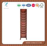 cremalheira de compartimento 10-Tiered para o assoalho para a parede