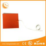 Elektrische flexible Silikon-Gummi-Heizung mit Temperatursteuereinheit