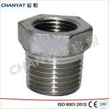 ステンレス鋼の造られた付属品によって通される同じ高さのブッシュ(1.4438、X2CrNIMo18164)