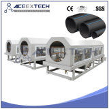 Линия машины экструзии труб PE/пластичной трубы HDPE прессуя