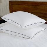La aduana del hotel abajo impermeabiliza la tela y el ganso abajo Pillow