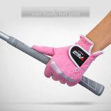 女性のための新しい到着のMing華の新製品のスポーツの手袋のゴルフ手袋