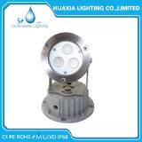 AC120V scaldano l'indicatore luminoso esterno bianco del giardino di IP65 LED