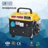 ナイジェリア最もよい力800Wの携帯用トラ950電気ガソリン発電機