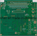 Doppelt-Seite Fr4 gedruckte Schaltkarte für Automobil 2 Schicht-Grün-alleinigere Schablone