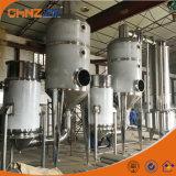 De kleine Enige Tank van de Evaporator van het Vruchtesap van de Tomatenpuree van de Melk van het Effect Vacuüm