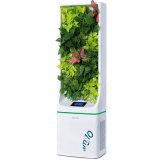 Автоматический уборщик воздуха малошумный с HEPA, UV светильником и фильтром воды Mf-S-8800-W