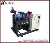 China-Hersteller Refcomp halbhermetischer Kompressor-wassergekühlter geöffneter Typ kondensierendes Gerät