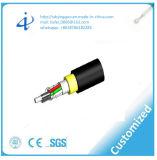Iso9001-2000 de lucht Enige Optische Kabel van de Vezel van de Wijze met Kern 12