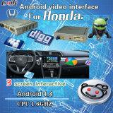 Andoridの運行インターフェイスはのためのホンダ都市/適合/オデュッセイア/Hrvを右運転する