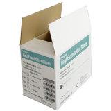 Caixa de empacotamento ondulada superior da dobra da impressão Offset (FP7027)