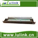 50 painel de correção de programa portuário das telecomunicações UTP (extremidade) da coroa Lk5PP5002u301