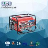 Gerador portátil elétrico da gasolina da fase monofásica da C.A. de Spg6500 5kw