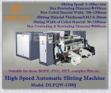 Automatischer Hochgeschwindigkeitsslitter (DLFQW-1300B)