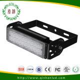 Luz industrial do túnel do louro do diodo emissor de luz de IP65 50W baixa com certificação do UL