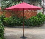 Parapluie solaire en paroi de cadre en aluminium de haute qualité (SU004)