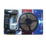 Super heller 3528 Streifen-Licht-Installationssatz der RGB-Sichtpackungs-LED