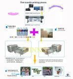 Máquina rotatoria económica certificada CE Hc-C1 del traspaso térmico de la sublimación