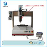 Certificación CE de escritorio automática de pegamento caliente del derretimiento del dispensador de la máquina