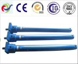 Teleskopischer hydraulischer industrieller Zylinder