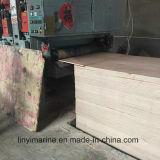madera contrachapada de 9m m Bintangor para el grado de la decoración B/C
