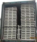 El panel de emparedado aislado calor de la espuma de la PU