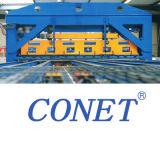 Ячеистая сеть Conet 3-6mm поставкы фабрики ограждая машину с пазом v