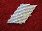 Materia textil Rod de cerámica del alúmina del 99%
