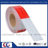 Bande r3fléchissante de POINT prismatique rouge et blanc de Mirco pour le véhicule (C5700-B (D))