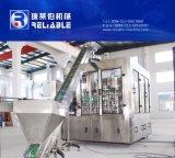 自動炭酸飲料のガラスビンの充填機