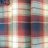 Katoenen Flanel Geweven Garen Geverfte Stof voor de Overhemden van Kledingstukken/Kleding Rls21-3FL