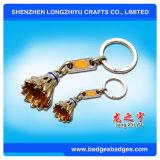 Porte-clés en métal de haute qualité