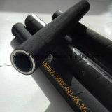 mangueira de borracha hidráulica flexível do petróleo 902-4s-25 de alta pressão espiral