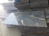 Granito da laje de pedra China Juparana Granite Tiles