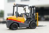 Nuevo aspecto diesel de Tcm de la carretilla elevadora 3ton con el motor japonés para la venta