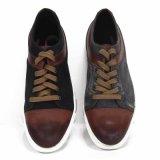 Uomo Fashion Canvas, Jean con l'unità di elaborazione di Brush, Casual Shoes/Footwear (HDS-CA-04)