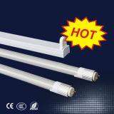 Luz del tubo del precio de fábrica LED con la luz del tubo de la aprobación 100lm/W T8 de Ce&RoHS el 1.2m LED para el supermercado y el invernadero