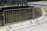 Barricades van het Britse Staal van het Type Hete Ondergedompelde Gegalvaniseerde
