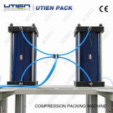 Empaquetadora de la almohadilla del vacío de la compresa (YS-700/2)