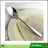 Colher de sopa da colher do aço inoxidável do fornecedor de China
