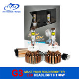 Heißes Sell 30W 3000lm Golden H1 LED Car Headlight
