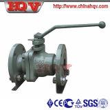 Cast à haute pression Steel Ball Valve pour Gas, Water…