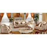 جلد أريكة يثبت مع طاولة خشبيّة وجانب طاولة ([يف-د510])