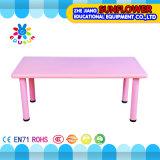 Розовая пластичная таблица студента для детсада (XYH-0010)