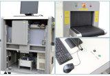 X máquina da exploração da bagagem da raia com alta resolução