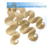 613 blondes Haar, europäisches Menschenhaar
