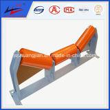 Fábrica del profesional de los rodillos de mina de las ruedas locas del rodillo de la guirnalda